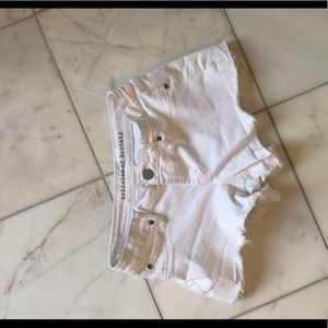 Articles of Society White Shorts